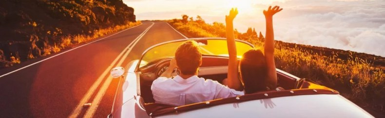 Unbeschwerter Fahrspaß bedeutet auch, dass man jemanden hat, der sich um die richtige Kfz-Versicherung kümmert.