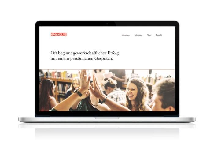 Organizi.ng Berlin Campaigning für Gewerkschaften und NGOs