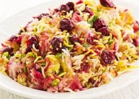Berberitze Küche Rezept Iran Pilaw