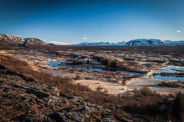 Þjóðgarðurinn - Þingvellir