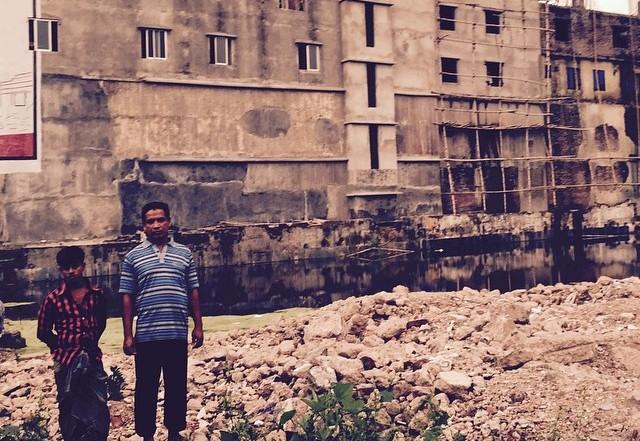 """Die Tragödie von """"Rana Plaza"""" und ein Fünkchen Hoffnung. #cbmbd14"""