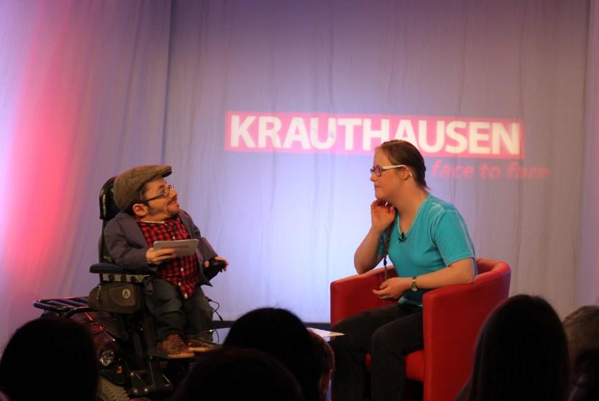 KRAUTHAUSEN – face to face: Carina Kühne, Schauspielerin