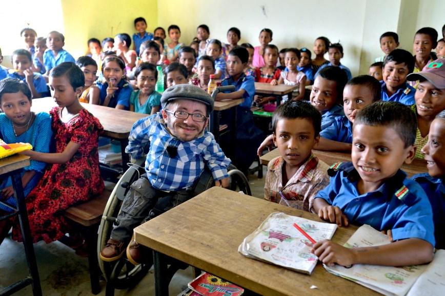 Eine gute Investition für alle: Bildung für Kinder mit und ohne Behinderungen