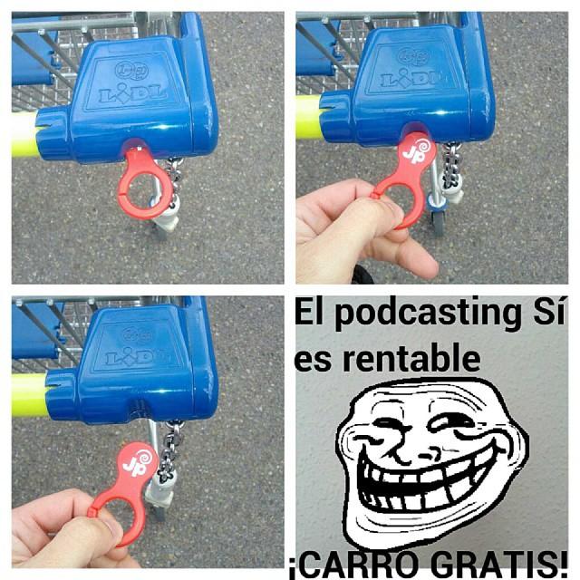 La rentabilidad del #podcasting ;D
