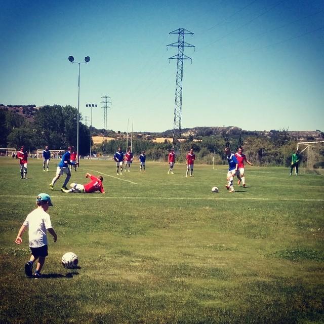 Presente y futuro. Torneo Internacional de la Amistad #Palencia