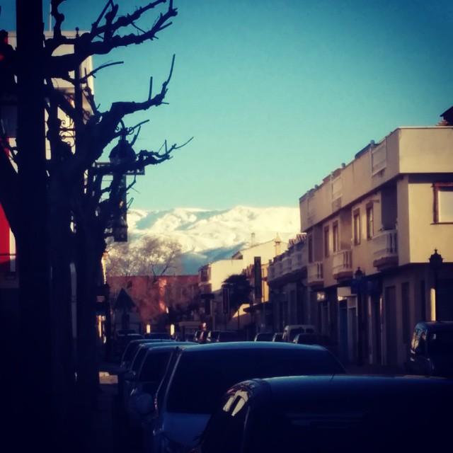 Tan sólo las fotografías pueden empequeñecer a Sierra Nevada #Granada