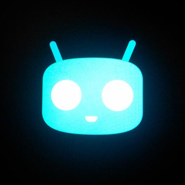 Silencio... Iniciando #CM12 #Nexus5