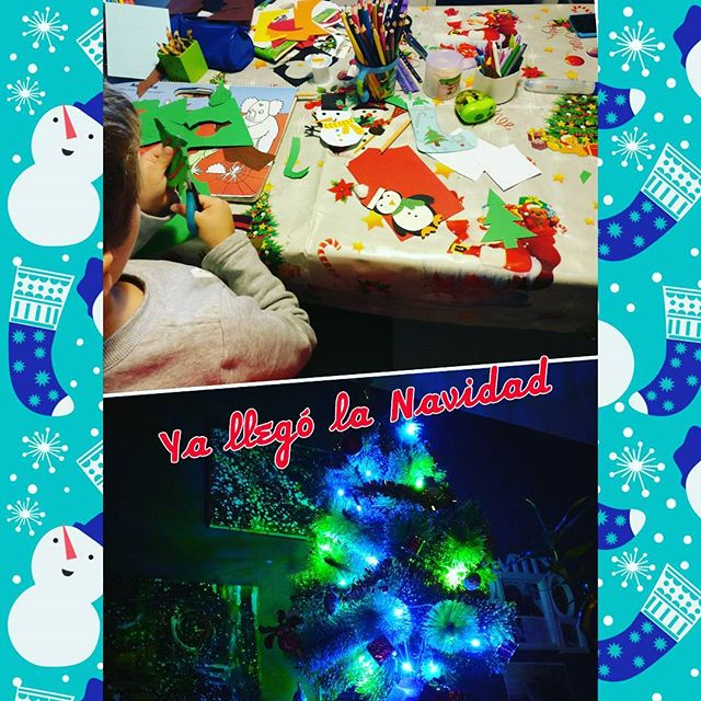 ¡Ya llegó la #Navidad! #christmas
