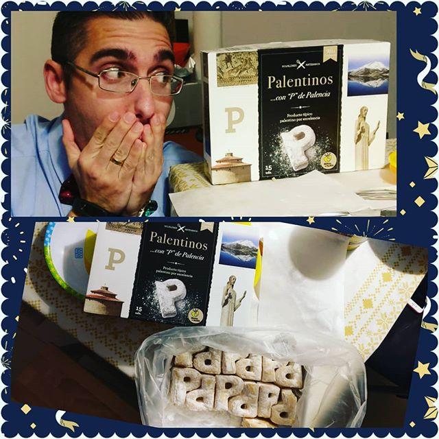 """Con """"P"""" de Palencia #dulces #Navidad"""