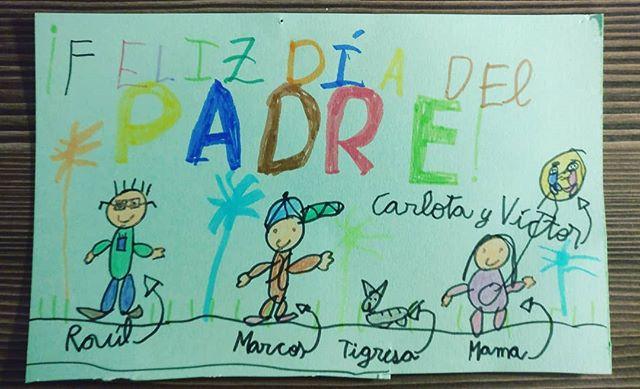 ¡Mira todo lo que has provocado, @podtaxi!  #felizdiadelpadre
