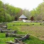 George Washington's farm at Mount Vernon