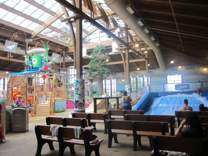 Soaring Eagle waterpark fun