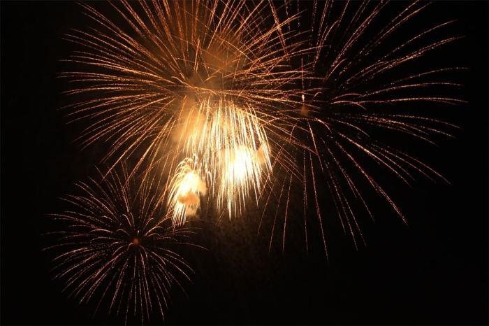 Algonac Pickerel Fireworks