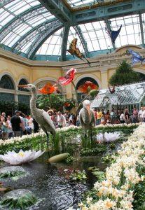 Bellagio Garden Easter Display