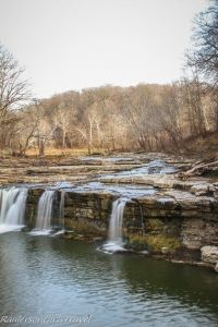 Lower Cataract Falls in Indiana