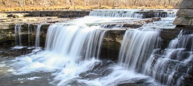 Exploring Cataract Falls in Indiana
