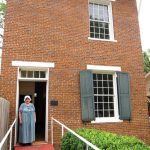 The Clay Building in Constitution Village Huntsville, Alabama
