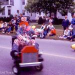 Clown in the Algonac Pickerel Tournament Parade