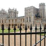 Qadrangle at Windsor Castle