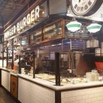 Hunger Burger at Reading Terminal Market