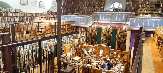Most Intriguing Bookshops Around the World You Must Visit