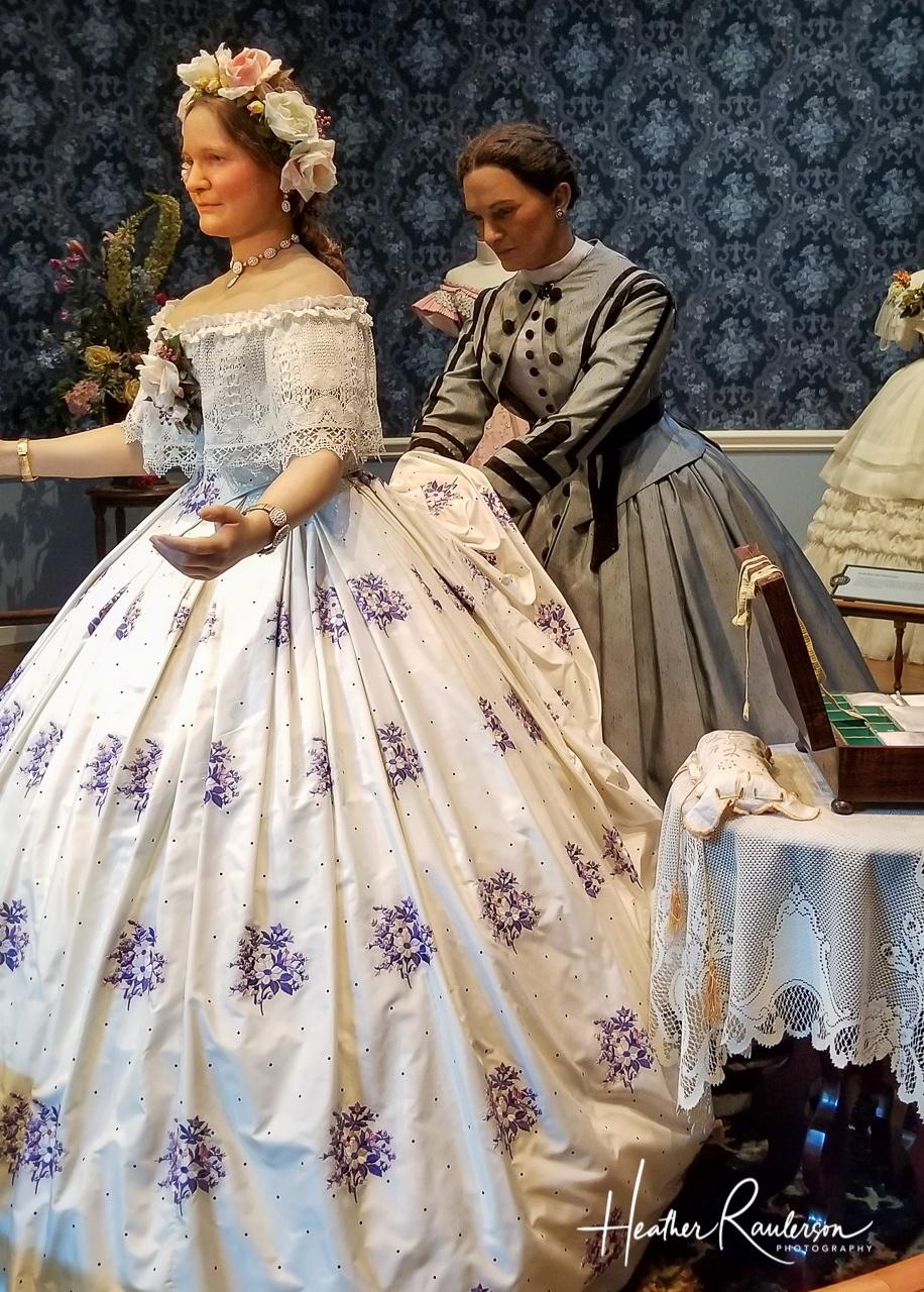 Elizabeth Keckley - dressmaker for Mary Lincoln