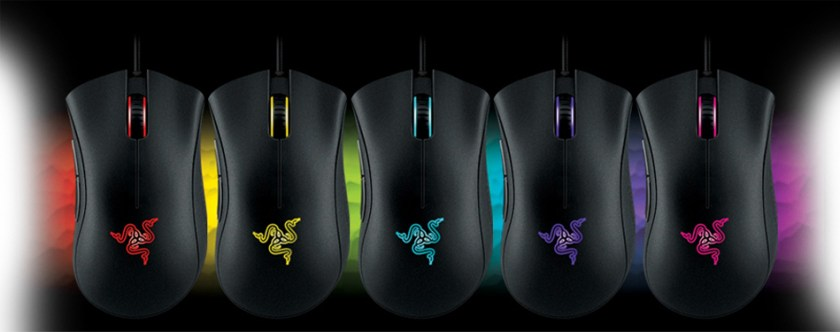 Mouse Gaming Razer DeathAdder Chroma - 6