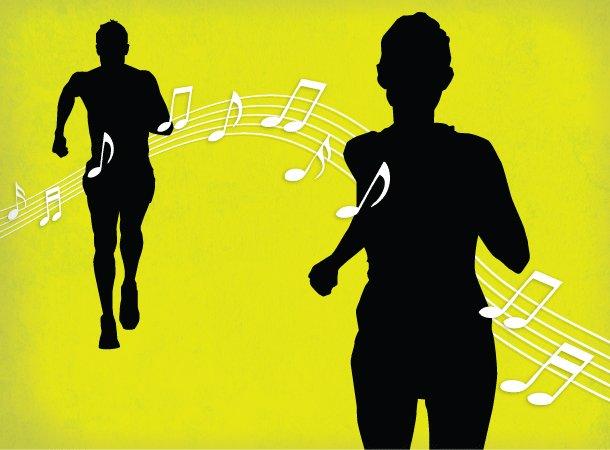 ¿Cuáles son las mejores canciones para salir a correr?