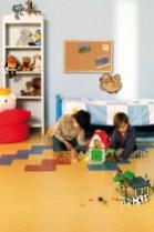 Linocolor fürs Kinderzimmer
