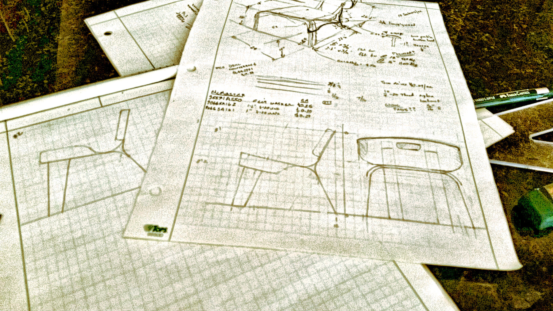 furniture drafting