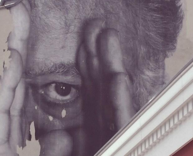 Eye, street art