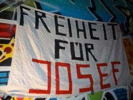 Freiheit für Josef
