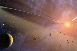 Astronomie, Kinder, Kurs