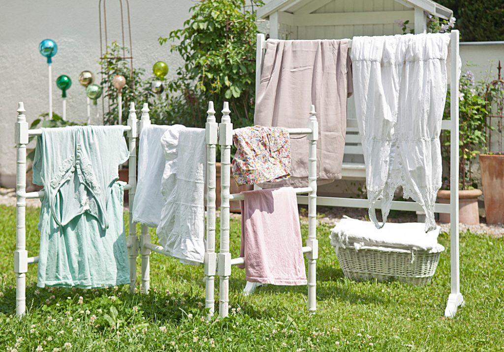 … und wer bügelt seine Unterwäsche?