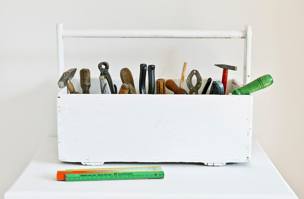 Werkzeugkiste ideen raumseele