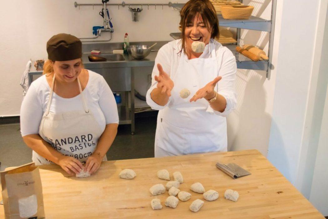 Knäckebrot selbst gemacht, Barbara Elisi und Martina Goernemann