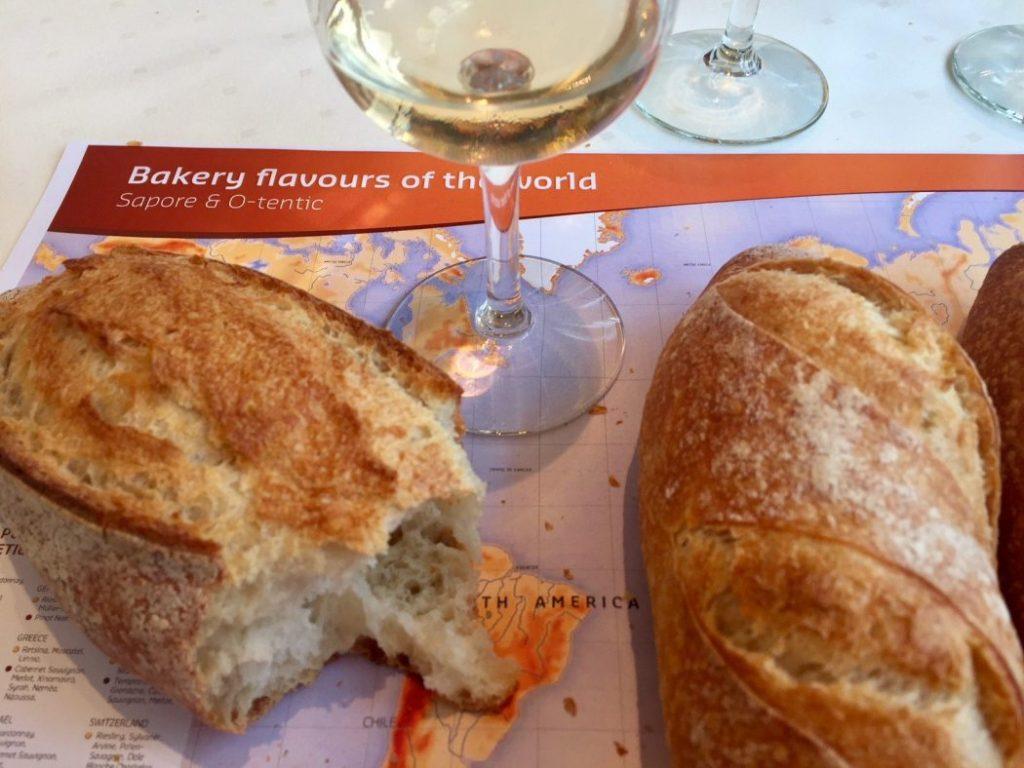 Brot und Wein und Sauerteig