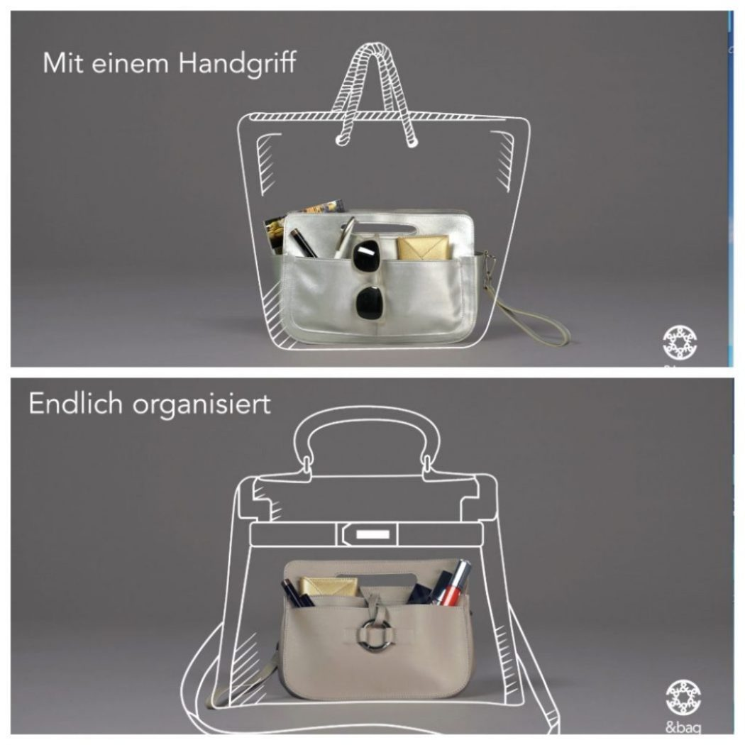 and bag fuer frauen