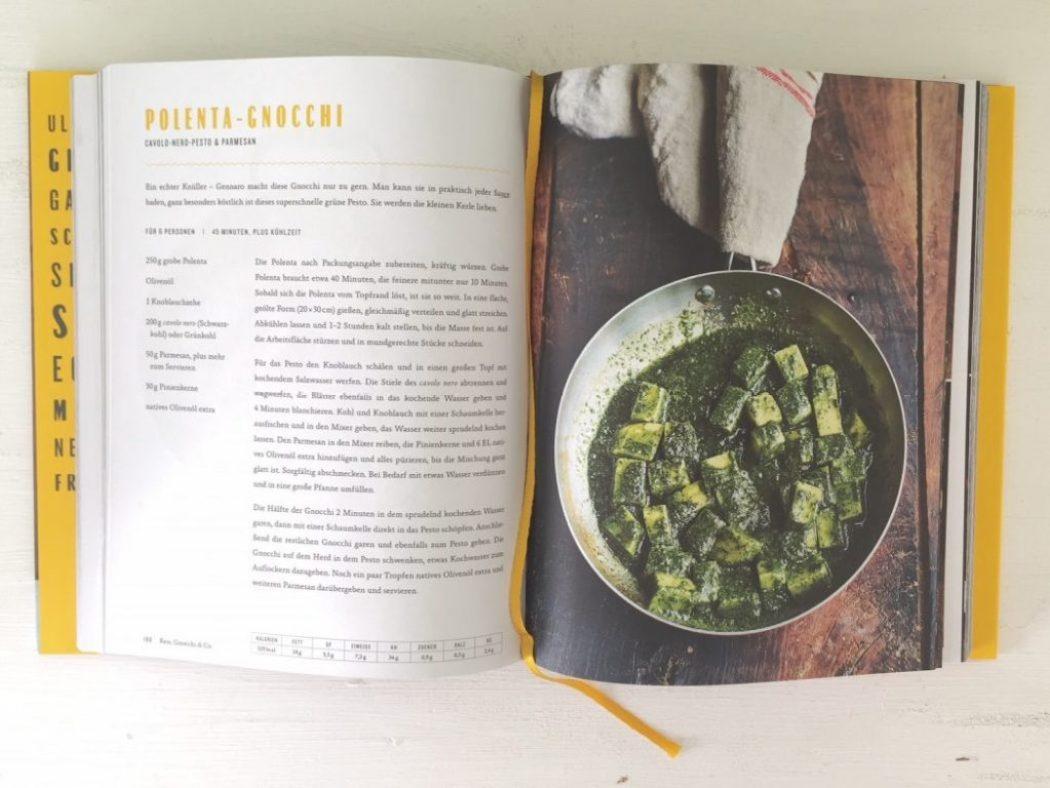 Liebe gut gekocht ... im Kochbuch von Jamie Oliver