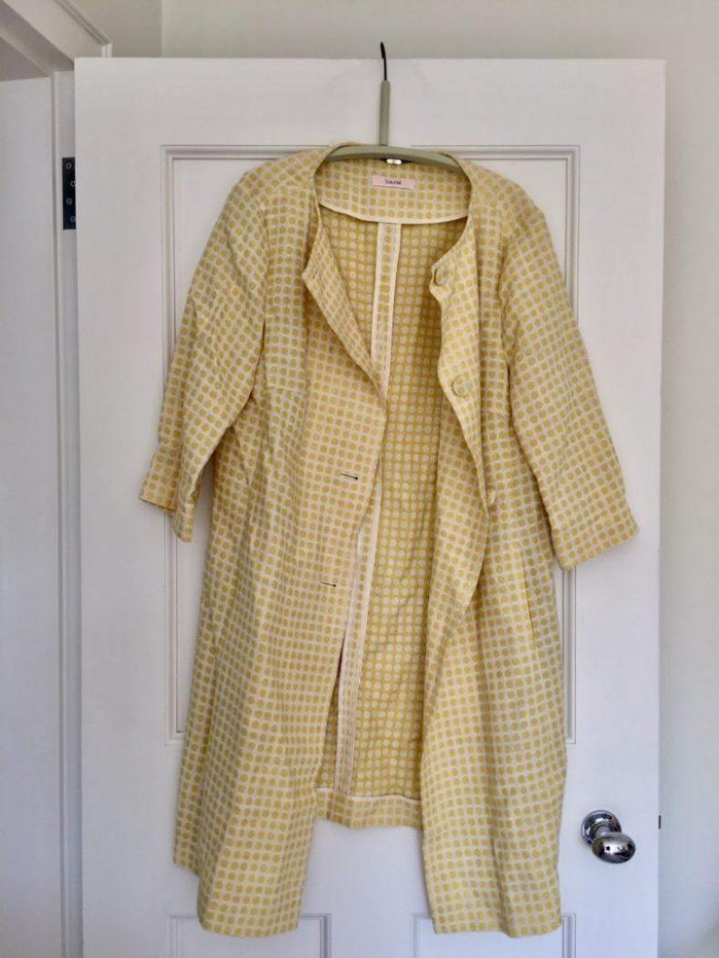 mut macht alte Klamotten mit stofffarbe schöner