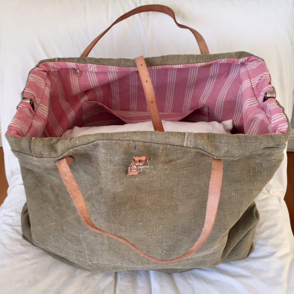 Eine Tasche wie aus einem alten Western!