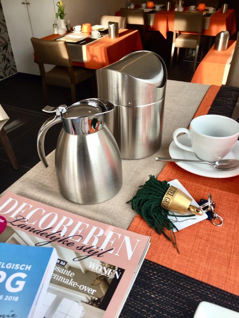 live frühstück in Flandern