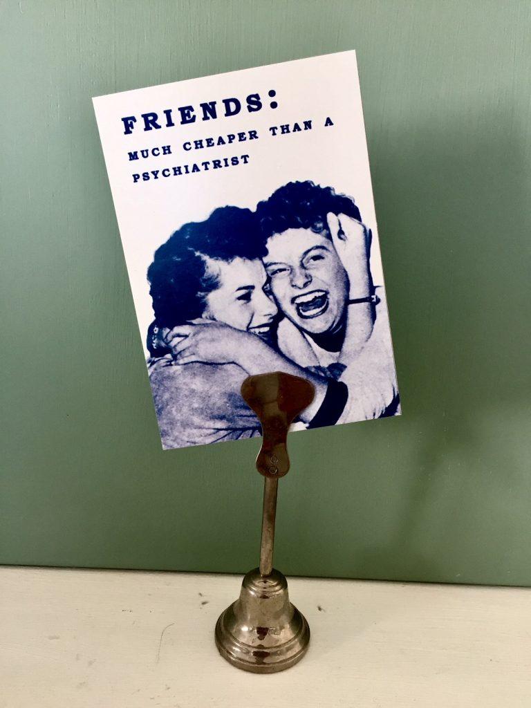 freundinnen sind wunderbar