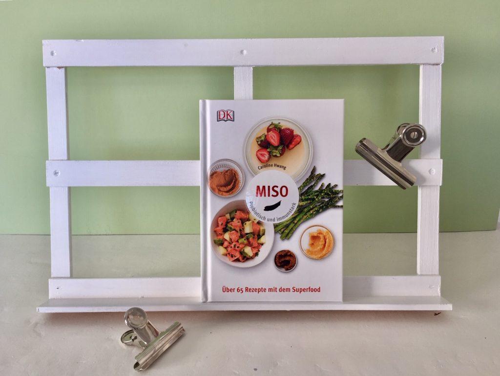 ein kochbuch für miso paste