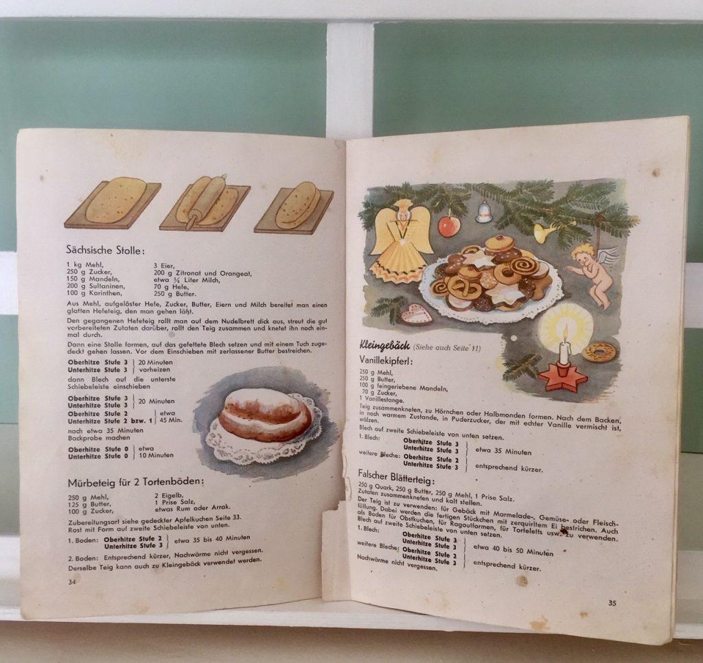 Kochen geht auch ohne Kochbuch