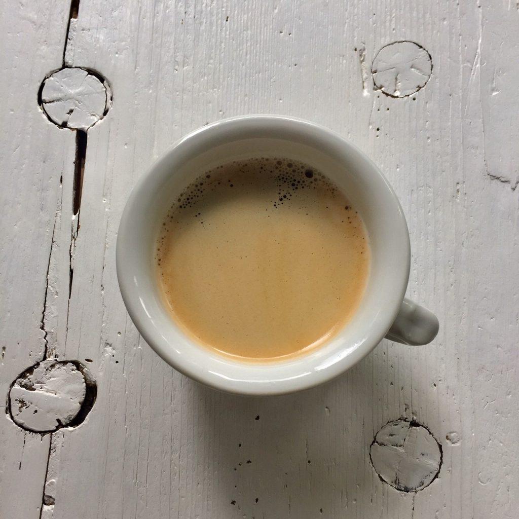 Kaffee ist ein heilmittel