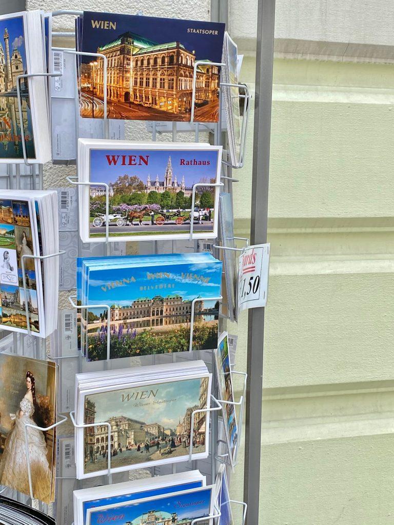 Quiz Wien Ansichtskarten