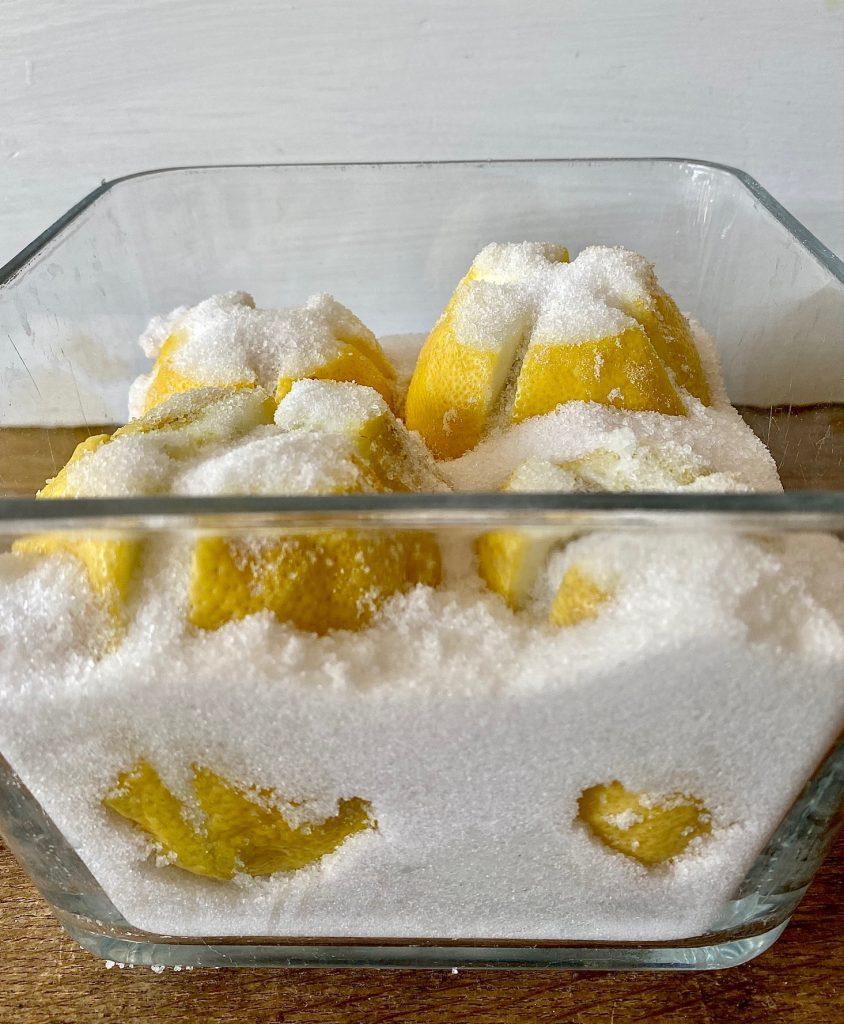 lecker. Zitronen sind einfach lecker