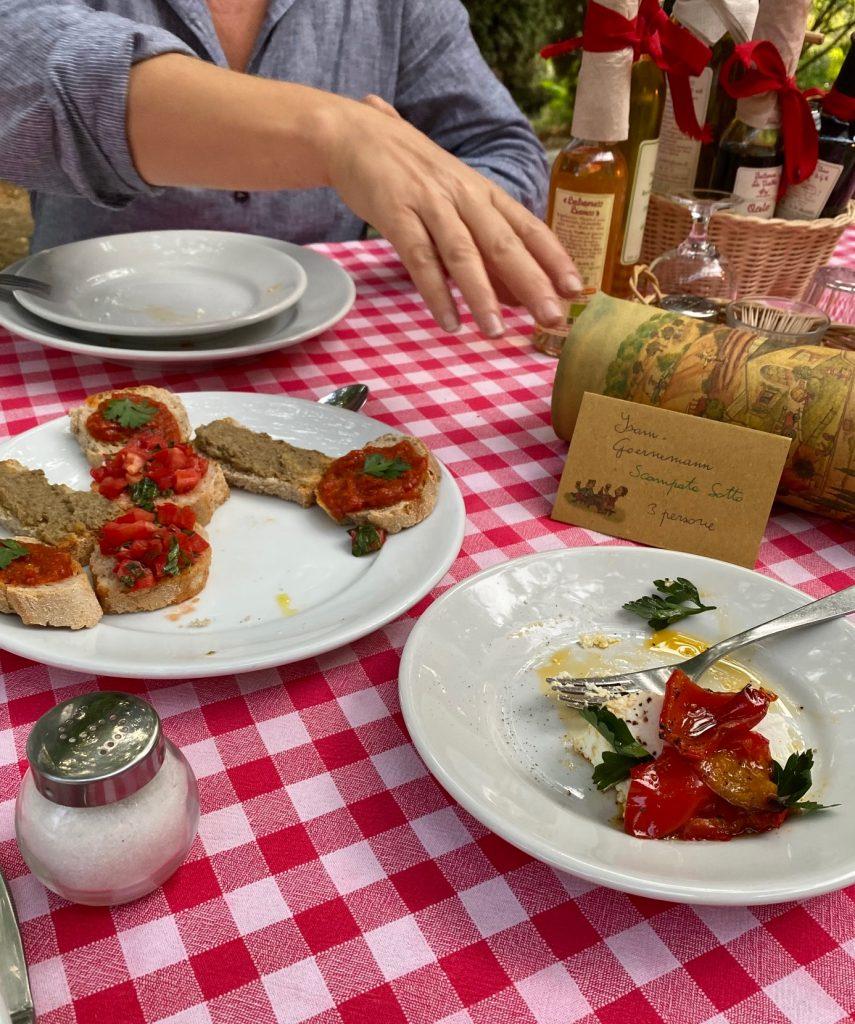 Gott isst am liebsten in Italien