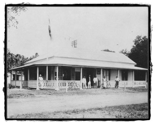Kaiserliches Postbüro